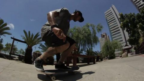 B-SIDE - Daniel Mordzin - CISCO TOUR NORDESTE - CISCO SKATE
