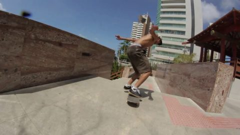 B-SIDE - John Anderson - CISCO TOUR NORDESTE - CISCO SKATE