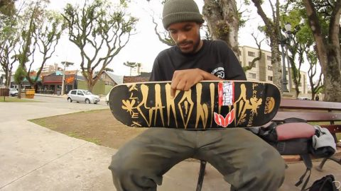 B SIDE - PAULO PIQUET - CISCO SKATE - CISCO SKATE