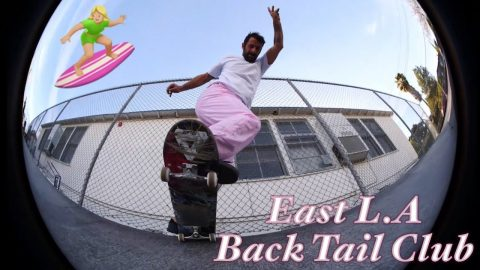 Back Tail Club - Joey Brezinski