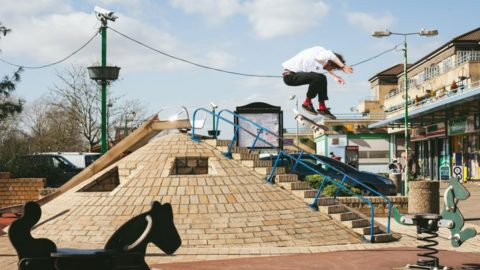 Back to the Streets w/ UK Ripper Kris Vile - Red Bull