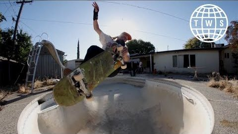 Backyard Barging 3 | Renegade Pool Skating | TransWorld SKATEboarding