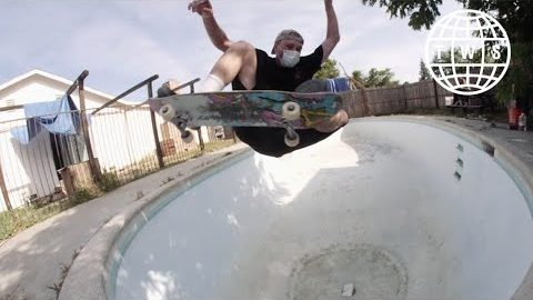Backyard Barging 8 | Pool Skating, The Nude Bowl, Jake Wooten, Heimana Reynolds, and More | TransWorld SKATEboarding