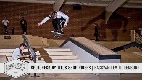Backyard Ev. Oldenburg - Check out by Titus Shop Riders - Titus
