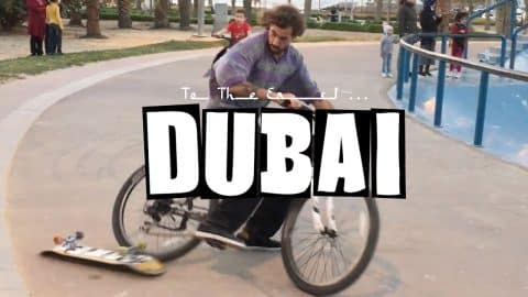 Baker in Dubai - theskateboardmag