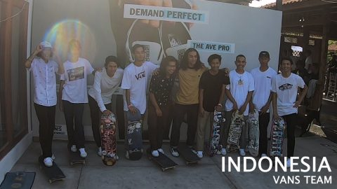 BALI 2019 PLATNAS SEA GAMES X ave Pro launching at motion skatepark. | Pevi Permana
