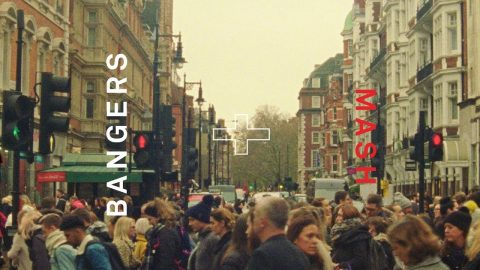 """Bangers and Mash"" 