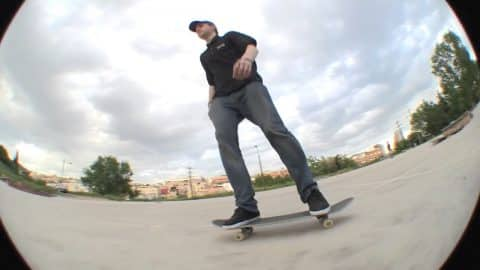 Barca days with Jonathan Carelle - SWEET SKTBS