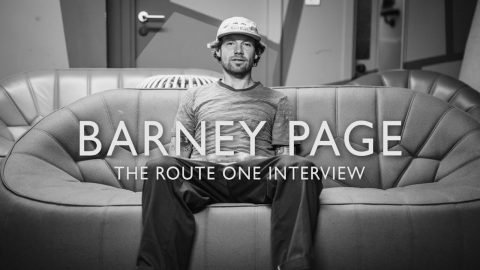Barney Page: The Route One Interview - Route One