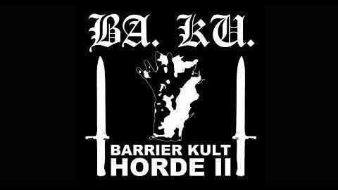 "BARRIER KULT - ""HORDE 2"" FULL VIDEO (2018) 
