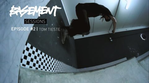 Basement Sessions Ep. #2 - Tom Tieste | Titus Bremen - Titus