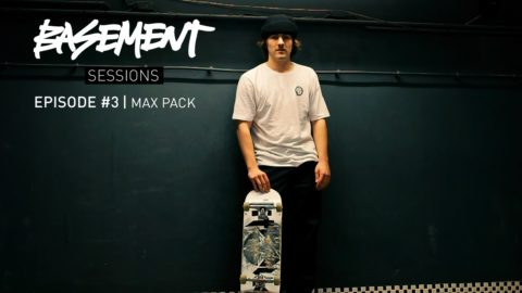 Basement Sessions Ep. #3 – Max Pack | Titus Cologne - Titus