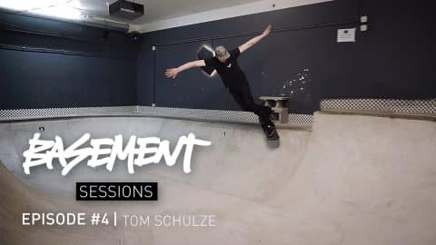 Basement Sessions Ep. #4 – Tom Schulze | Titus Münster - Titus
