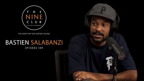 Bastien Salabanzi | The Nine Club With Chris Roberts - Episode 109 | The Nine Club