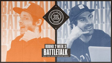 BATB 11 | Battletalk: Round 2 Week 3 - with Mike Mo and Chris Roberts | The Berrics