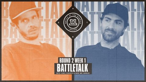 BATB 11 | Battletalk: Round 2 Week 1 - with Mike Mo and Chris Roberts | The Berrics