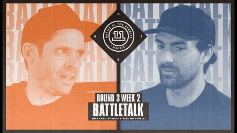 BATB 11 | Battletalk: Round 3 Week 2 - with Mike Mo and Chris Roberts | The Berrics