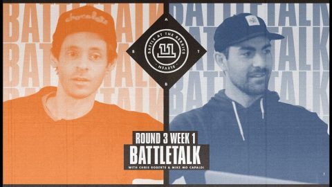 BATB 11 | Battletalk: Round 3 Week 1 - with Mike Mo and Chris Roberts | The Berrics