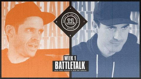 BATB 11: Battletalk Week 1 - with Mike Mo and Chris Roberts | The Berrics