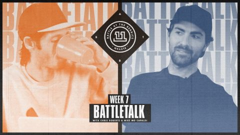 BATB 11 | Battletalk: Week 7 - with Mike Mo and Chris Roberts | The Berrics