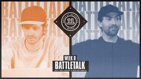 BATB 11 | Battletalk: Week 8 - with Mike Mo and Chris Roberts | The Berrics