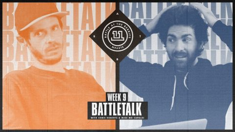 BATB 11 | Battletalk: Week 9 - with Mike Mo and Chris Roberts | The Berrics