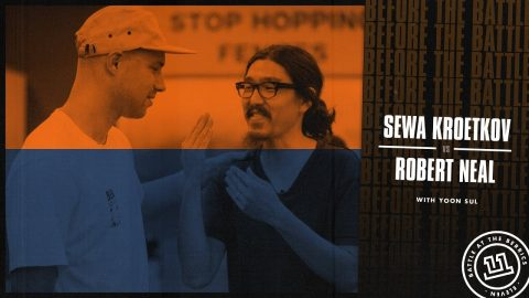 BATB 11 | Before The Battle - Round 3 Week 1: Robert Neal vs. Sewa Kroetkov | The Berrics