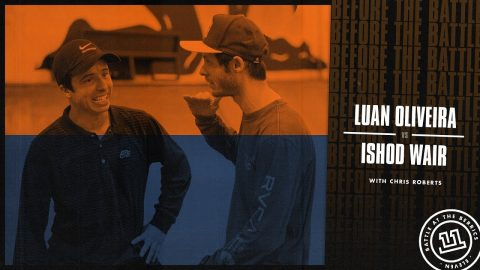 BATB 11 | Before The Battle - Round 3 Week 1: Luan Oliveira vs. Ishod Wair | The Berrics
