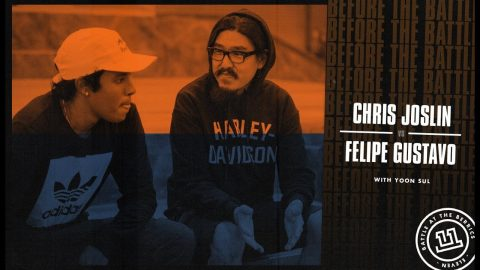 BATB 11 | Before The Battle - Round 3 Week 2: Chris Joslin vs. Felipe Gustavo | The Berrics