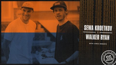 BATB 11 | Before The Battle - Round 2 Week 1: Ishod Wair vs. TJ Rogers | The Berrics