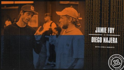 BATB 11: Before the Battle Week 1 Jamie Foy vs Diego Najera | The Berrics