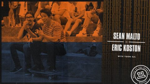 BATB 11 Before The Battle Week 1: Sean Malto vs Eric Koston | The Berrics