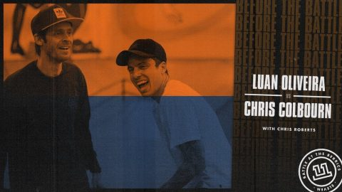 BATB 11 | Before The Battle - Week 3: Luan Oliveira vs. Chris Colbourn | The Berrics