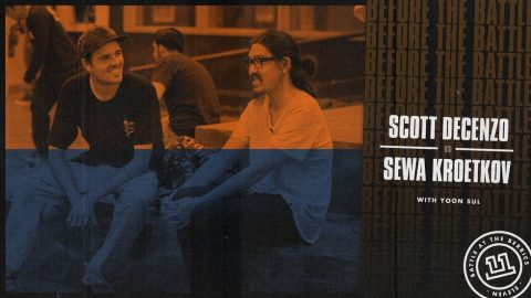 BATB 11 | Before The Battle - Week 5: Scott Decenzo vs. Sewa Kroetkov | The Berrics