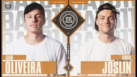 BATB 11 | Championship Battle: Luan Oliveira vs. Chris Joslin | The Berrics