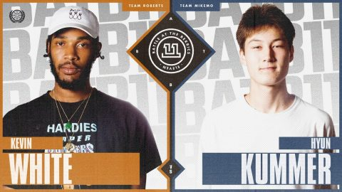 BATB 11 | Kevin White vs. Hyun Kummer | The Berrics