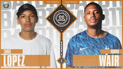 BATB 11 | Louie Lopez vs. Ishod Wair - Round 2 | The Berrics