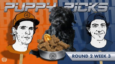 BATB 11 | Puppy Picks - Round 2: Week 3 | The Berrics