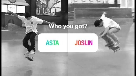 BATB 11 | Who You Got: Tom Asta or Chris Joslin? | The Berrics