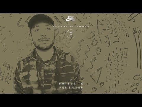 BATB X | A Battle to Remember with Chaz Ortiz - The Berrics
