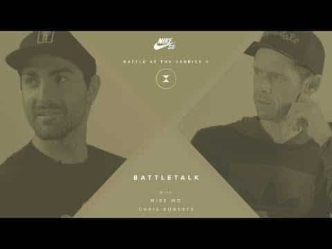 BATB X | BATTLETALK: Week 11 - with Mike Mo and Chris Roberts - The Berrics
