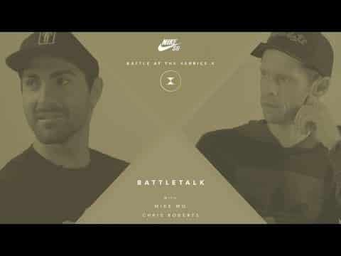 BATB X | BATTLETALK: Week 3 - with Mike Mo and Chris Roberts - The Berrics