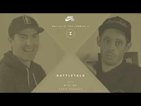 BATB X | BATTLETALK: Week 9 - with Mike Mo and Chris Roberts - The Berrics