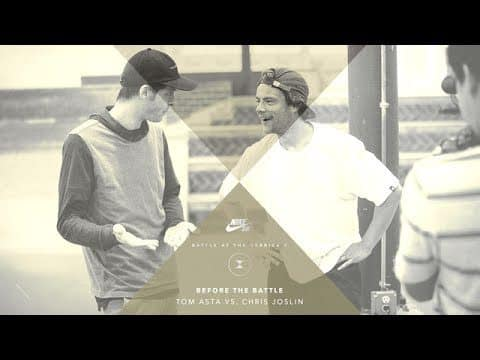 BATB X | Before The Battle: Chris Joslin vs. Tom Asta - The Berrics