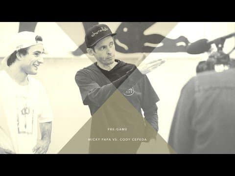 BATB X | Before The Battle - Cody Cepeda vs. Micky Papa - The Berrics