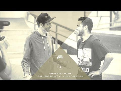 BATB X | Before The Battle: Paul Rodriguez vs. Chris Colbourn - The Berrics
