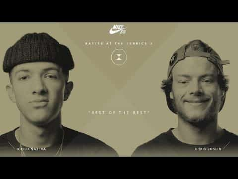 BATB X | Chris Joslin vs. Diego Najera - Round 1 - The Berrics