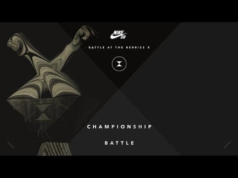 BATB X | Chris Joslin vs Sewa Kroetkov - Championship Battle - The Berrics