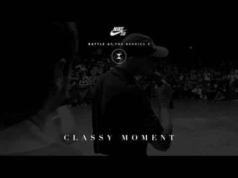 BATB X | Classy Moment: Sewa Kroetkov - Chivalry Always Wins - The Berrics