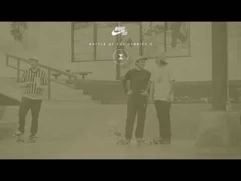 BATB X | Moose vs. Trent McClung - Round 1 - The Berrics